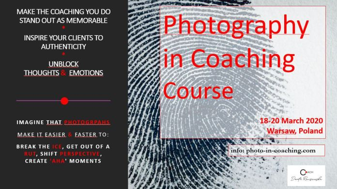 Photography in Coaching Course - Inspire Your Clients to Authenticity, Unblock Thoughts & Emotions